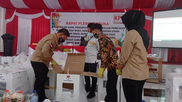 Lusa, MK Gelar Lanjutan Sidang Sengketa Hasil Pilkada Malinau dengan Agenda Pengucapan Putusan