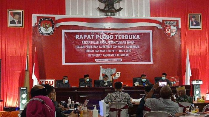MK Putuskan Gugatan Dani-Nasir tak Dapat Diterima, Ketua KPU Nunukan: Sempat Deg-degan Juga