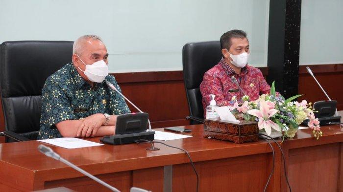 Gubernur Kaltim Isran Noor Setuju soal Santunan Buat Pasien Meninggal Usai Terpapar Covid-19