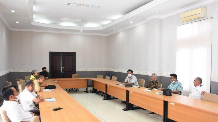 Pansus LKPj Tinjau Proyek Jalan di Kutim dan Berau, Pastikan Pembangunan Infrastruktur Utara Kaltim