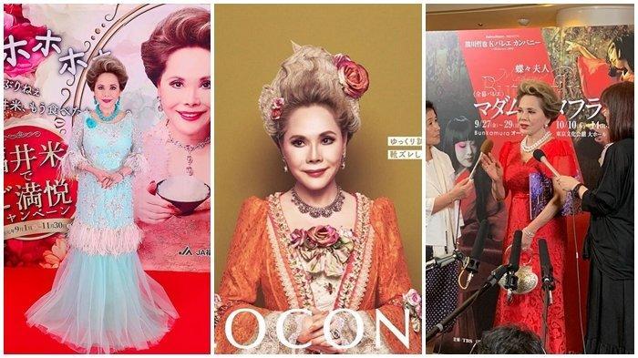 Sederet Kabar Instagram Naoko Nemoto Mantan Istri Presiden Soekarno Antara Lain Jadi Bintang Iklan Tribun Kaltim