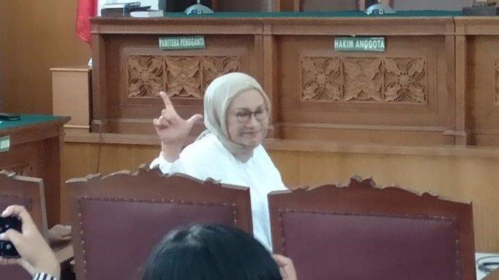 Kabar Gembira Ibu Atiqah Hasiholan Ratna Sarumpaet yang Divonis 2 Tahun Penjara Gegara Sebar Hoaks