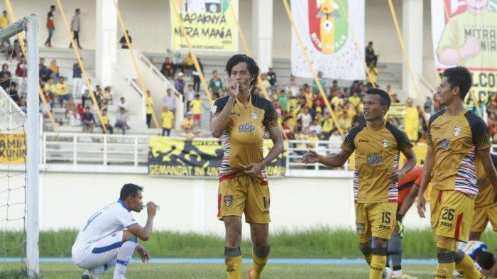 Dua Tim Kaltim Raih Kemenangan Perdana di Liga 2, Berikut Klasemen Sementara Mitra Kukar & Persiba