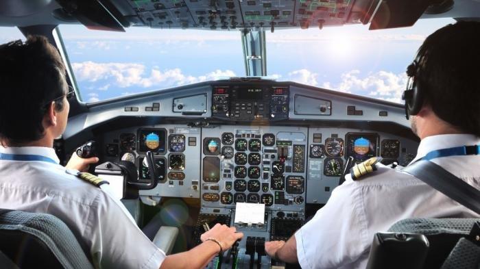 Ternyata Beginilah Cara Pilot Beristirahat dalam Penerbangan Jarak Jauh hingga Berjam-jam
