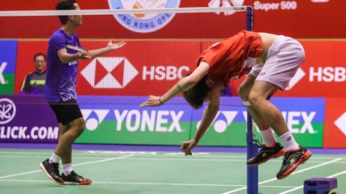 Pukulan Anthony Ginting Dinilai Fault, Jadi Poin Kemenangan Lee Cheu Yik, Ini Kata Pemain Hong Kong