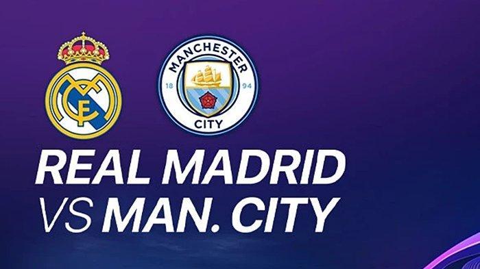Jadwal Liga Champions, Prediksi Susunan Pemain Real Madrid vs Man City, Ambisi Besar Pep Guardiola