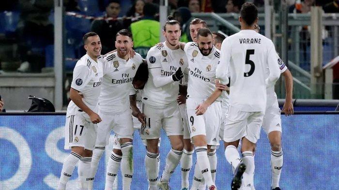 Hasil Real Madrid Vs Valencia 2-0, Los Blancos Geser Posisi Espanyol