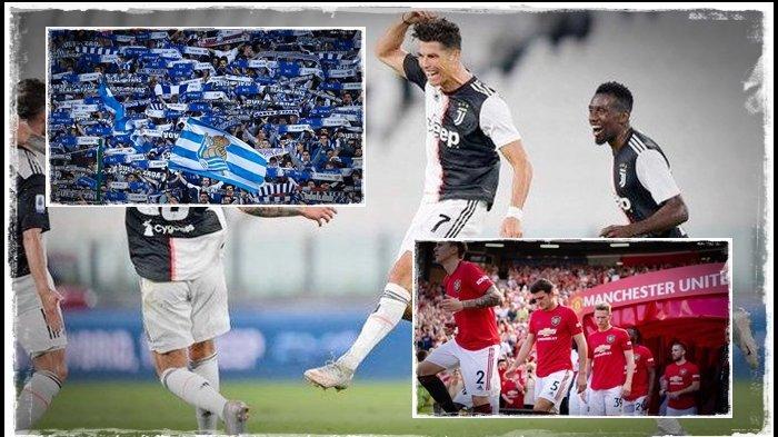 Man United Nebeng di Rumah Klub Liga Italia, Bukan AC Milan, Bintang Juventus Ronaldo Bisa Reunian