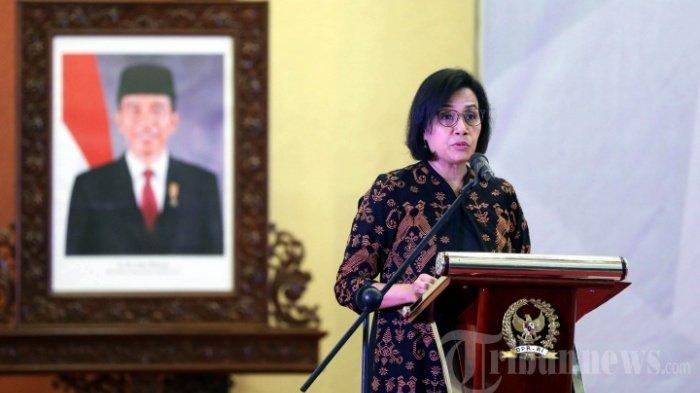 Siap-Siap Resesi, Sri Mulyani Beber Kuartal III Ekonomi Kontraksi 2,9 Persen, Ada Bocoran Kuartal IV