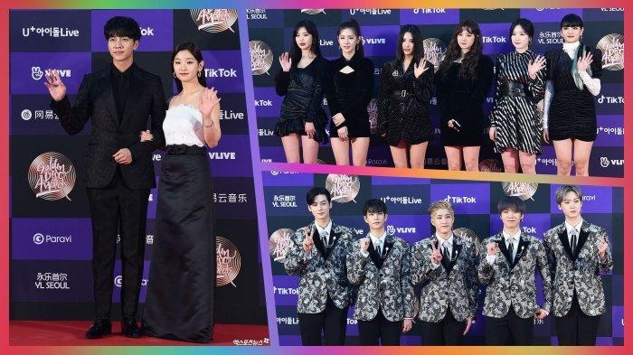 Dimulai Live Streaming Hari Kedua 34th Golden Disc Awards Minggu 5 Januari 2020 Ada BTS, TWICE, GOT7