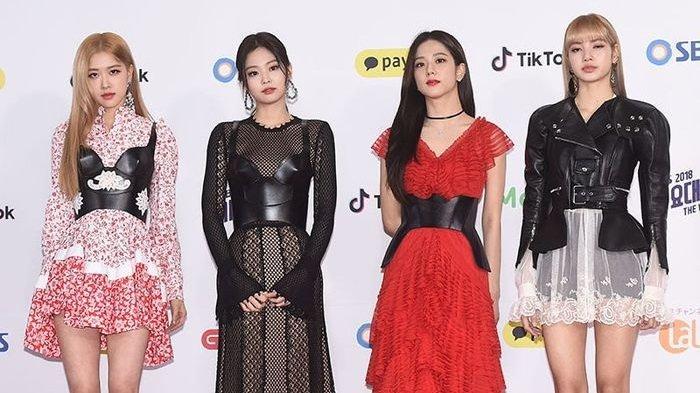 Red Carpet SBS Gayo Daejun 2018 - Begini Penampilan 19 Grup KPOP, dari BLACKPINK hingga BTS