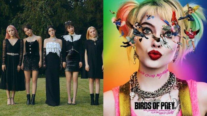 Red Velvet Dirumorkan Akan Rilis Psycho Versi Inggris, Bakal jadi OST Film Brids of Prey
