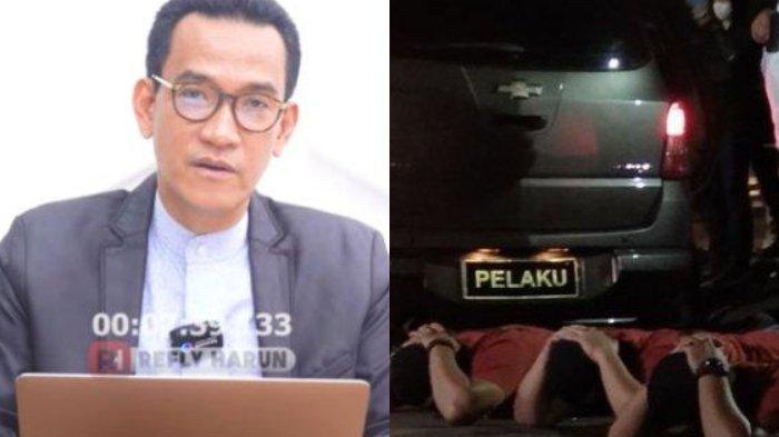 Refly Harun Sorot Jumlah Lubang Peluru di Jasad Laskar Khusus Habib Rizieq, Beda Versi Polisi & FPI
