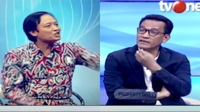 Soal Represif Digital, Refly Harun Blak-Blakan Ucap Henry Subiakto Baru Belajar Pengantar Ilmu Hukum
