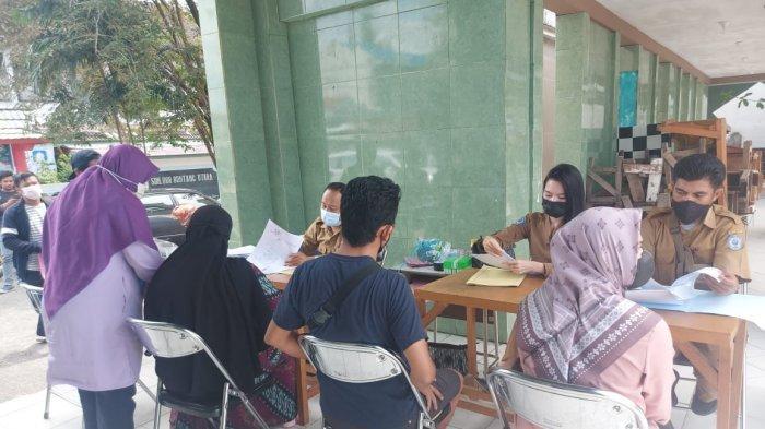 Jumlah Pendaftar BPUM Tahap II di Bontang Diprediksi Menurun