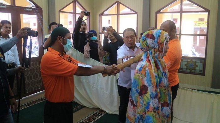 Gelar Rekonstruksi Pemukulan Mahasiswi yang Sedang Shalat di Masjid, 15 Adegan Diperagakan Pelaku