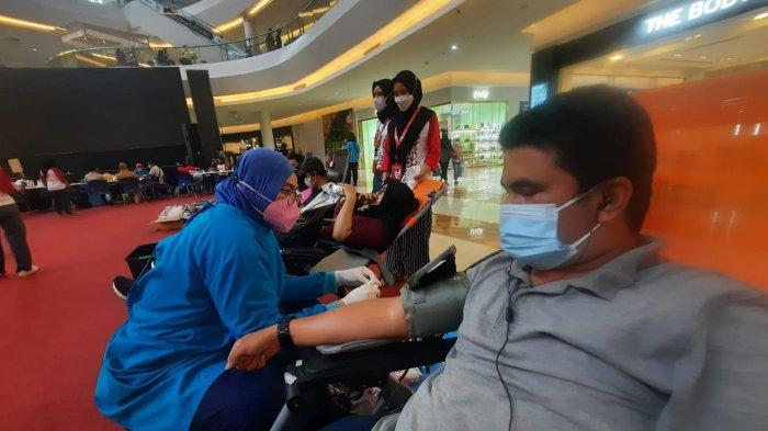 Update Stok Darah di PMI Samarinda, Rabu 13 Oktober 2021, Jika Ingin Donor Jangan Mentato Tubuh