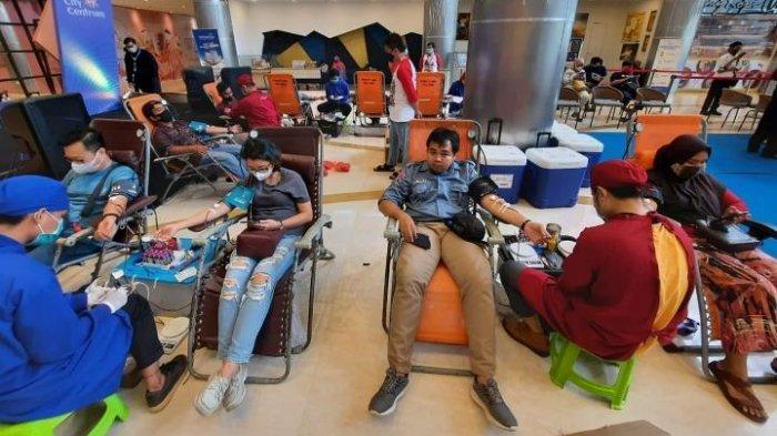 Update Stok Darah di UDD PMI Samarinda, Rabu 16 Juni 2021