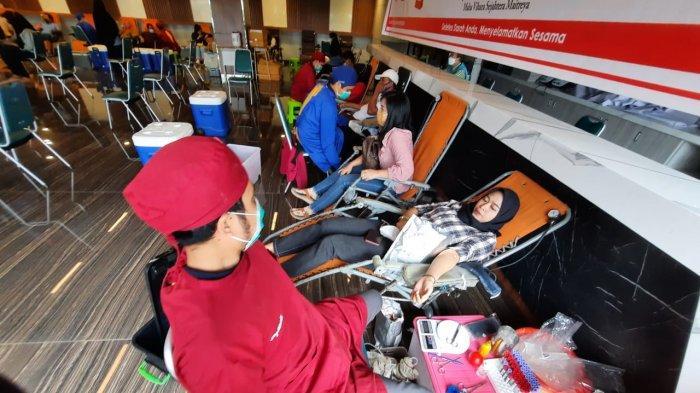Update Stok Darah di UDD PMI Samarinda, Kamis 15 Juli 2021, Plasma Konvalesen Masih Kritis