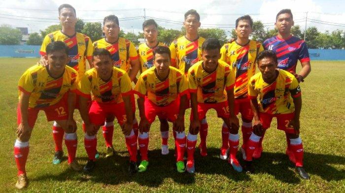 Turnamen Danlanud Dhomber Cup, Reman FC Berhasil Unggul Atas Arseto 3-0