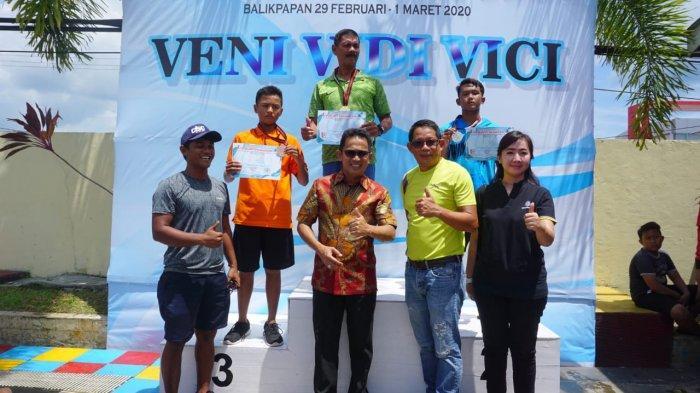 Tuan Rumah Balikpapan Gigit Jari Pada Kejuaraan Renang Open Seluruh Kalimantan dan Sulawesi