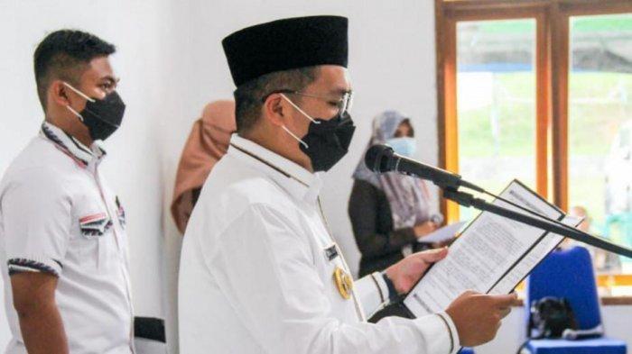 Pelantikan BPD Beringin Agung, Wabup Kukar Rendi Solihin: Samboja Banyak Potensi Tani dan Wisata