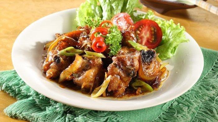 Resep Ayam Goreng Mentega, Menu ala Restoran Chinese yang Bikin Makan Siang Jadi Lebih Meriah