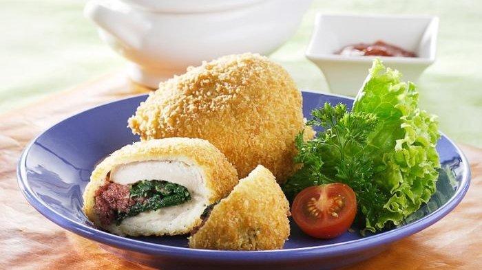 Resep Ayam Panir Isi Enak, Menu Makan Siang Praktis yang Bikin Nafsu Makan si Kecil Bertambah