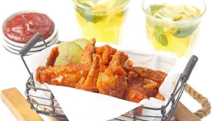 Resep Buldak Enak dan Mudah Dibuat, Olahan Sayap Ayam dengan Balutan Bumbu Khas Korea.