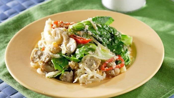 Resep Cuciwis Tumis Telur Asin, Menu Makan Siang Praktis dengan Rasa yang Istimewa