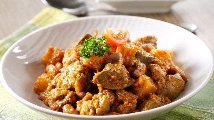 Resep Hati Ampela Masak Sambal Super Nikmat, Menu Makan Malam yang Bikin Nasi di Rumah Cepat Habis