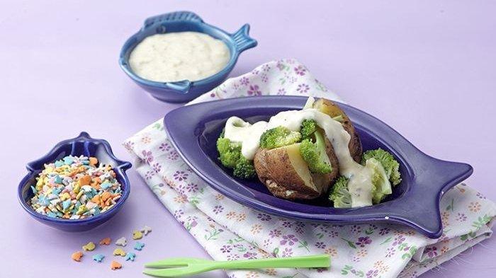 Resep Kentang Isi Brokoli Keju Enak, Camilan Sore Hari yang Super Sehat dengan Sedikit Bahan