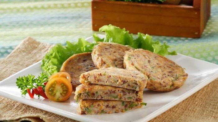 Resep Lempeng Kornet Sayuran Nikmat, Menu Pelengkap Makan Siang Praktis yang Tampil Istimewa