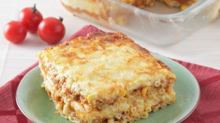Resep Long Macaroni Saus Jagung, Menu Sarapan ala Restoran yang Langsung Curi Perhatian