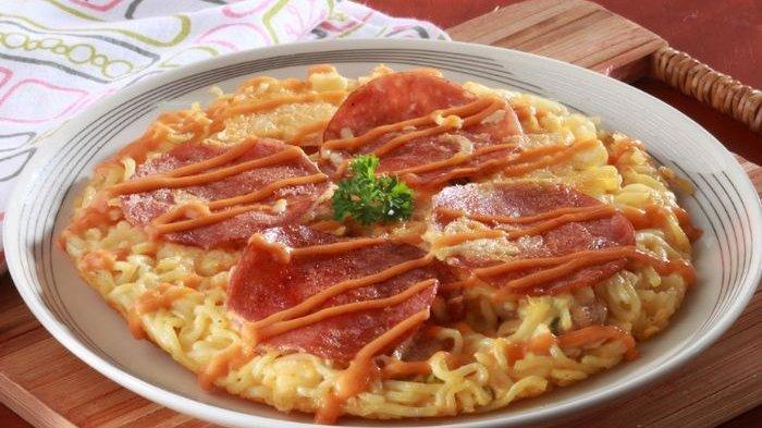 Resep Pizza Mi Super Nikmat, Menu Sarapan Istimewa dan Praktis untuk Besok Pagi