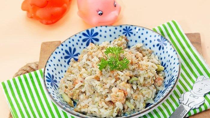 Resep Risotto Udang Brokoli, Hidangan Nikmat Khas Italia untuk Menu Sarapan Esok Hari