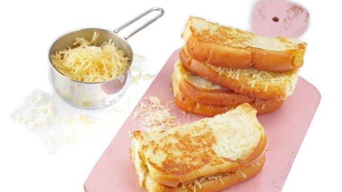 Resep Roti Sisir Panggang Keju, Menu Sarapan Besok dengan Cita Rasa Super Gurih