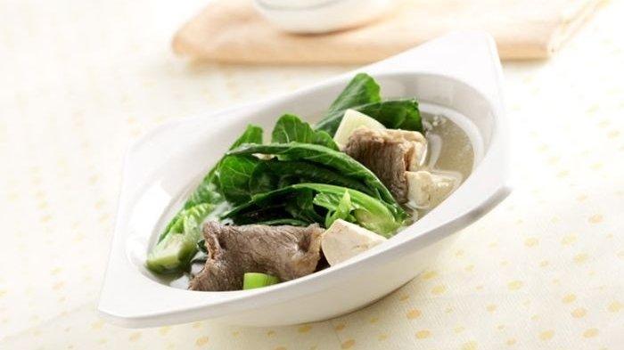 Resep Sup Cuciwis, Menu Pelengkap Makan Siang Praktis dengan Cita Rasa yang Nikmat