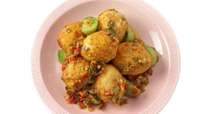 Resep Telur Balado Cabai Hijau, Ide Menu Makan Malam dengan Cita Rasa yang Super Nikmat