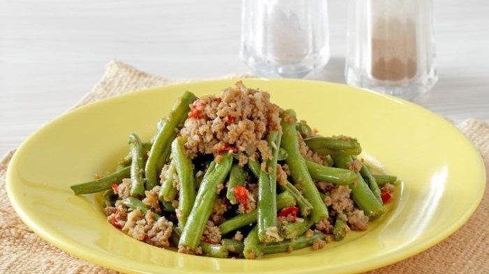 Resep Tumis Buncis Daging Giling Nikmat, Sajian Anti Repot yang Wajib Tersaji saat Makan Malam