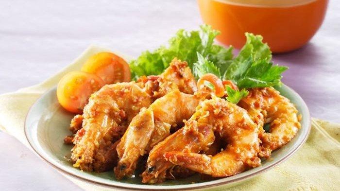 Resep Tumis Udang Goreng, Menu Makan Siang Sederhana yang Sedapnya Terasa sampai Mimpi