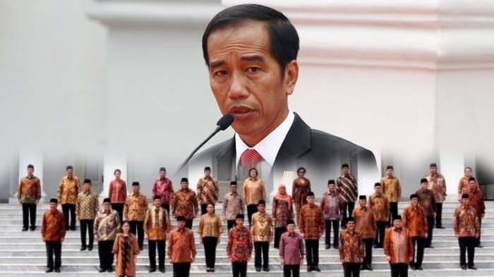 Sudah Lebih 3 Kali Reshuffle Kabinet, Kini Jokowi Dikelilingi Para Jenderal, Berikut Daftarnya!