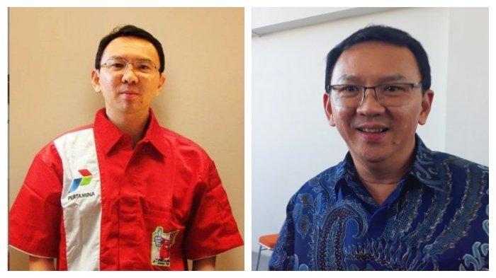 RESMI Ahok jadi Komisaris Utama Pertamina, Erick Thohir Juga Tunjuk Chandra Hamzah jadi Komisaris