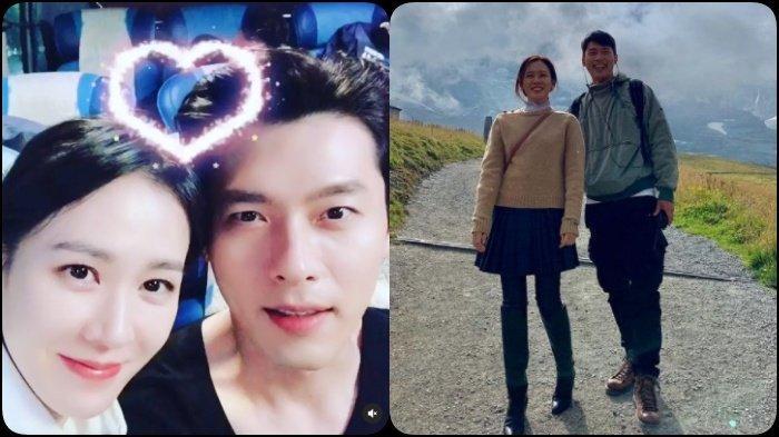 RESMI Hyun Bin Pacaran dengan Son Ye Jin, Pengakuan Bintang Crash Landing On You & Konfirmasi Agensi