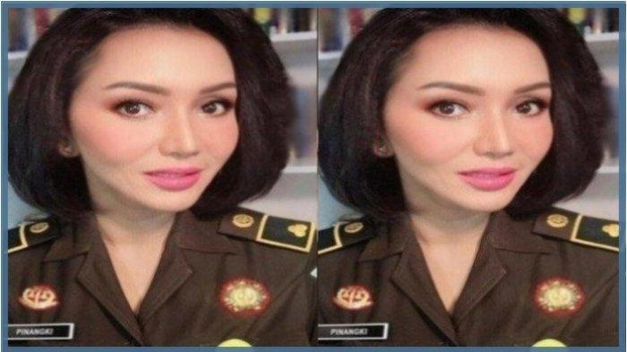 Resmi Jadi Tersangka dan Ditahan, Siapa Jaksa Pinangki, Ini Profil Singkatnya, Istri Perwira Polisi