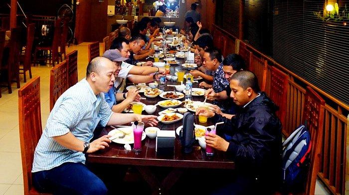 Transaksi Keuangan di 40 Rumah Makan dan Restoran Akan Dipantau Secara Online