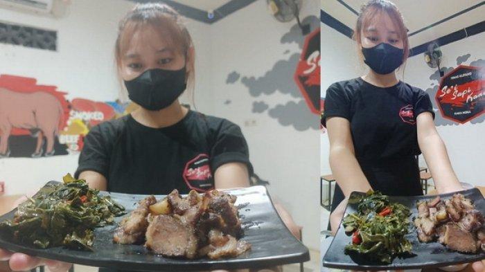 Menikmati Kuliner Khas NTT di Restoran Se'i Sapi Kana Tarakan, Lezatnya Olahan Daging Sapi & Sambal