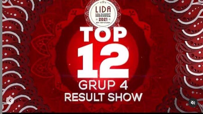 Result Show Top 12 Grup 4 Malam ini, Jumat 11 Juni 2021, Anting, Nursia, Alisya Siapa Tersenggol?