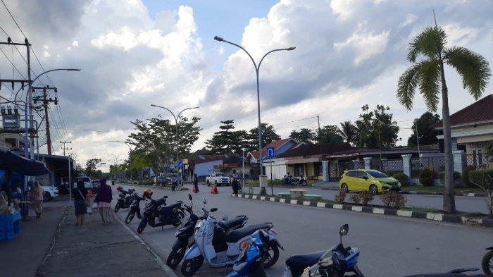 9 Ruas Jalan di Paser Terdapat Retribusi Parkir, Pedagang Inginkan Pemkab Tidak Memungutnya