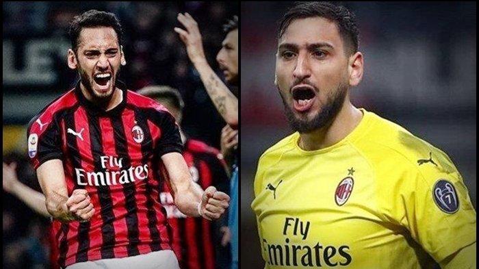Update Liga Italia - AC Milan Berpotensi Ulang Kasus Donnarumma, Kini Giliran Hakan Calhanoglu